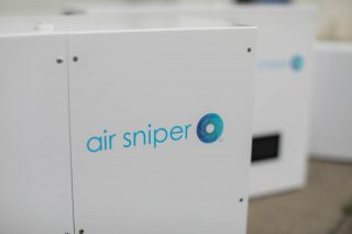 The Importance of Intensity and the Right Amount of UVC for Destroying Pathogens - Air Sniper - Industrial Air Purifiers - Featured Image