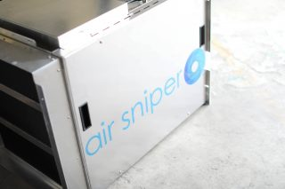 Introducing The Air Sniper Hybrid - Air Sniper - Industrial Air Purifier - Featured Image