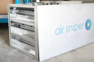 The Germicidal Properties of UVC - Air Sniper - Industrial Air Purifiers - Featured Image