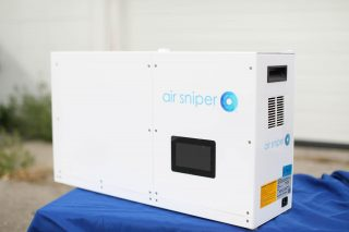 How Air Snipers Help Keep Your Business Running - Air Sniper - Industrial Air Purifiers - Featured Image